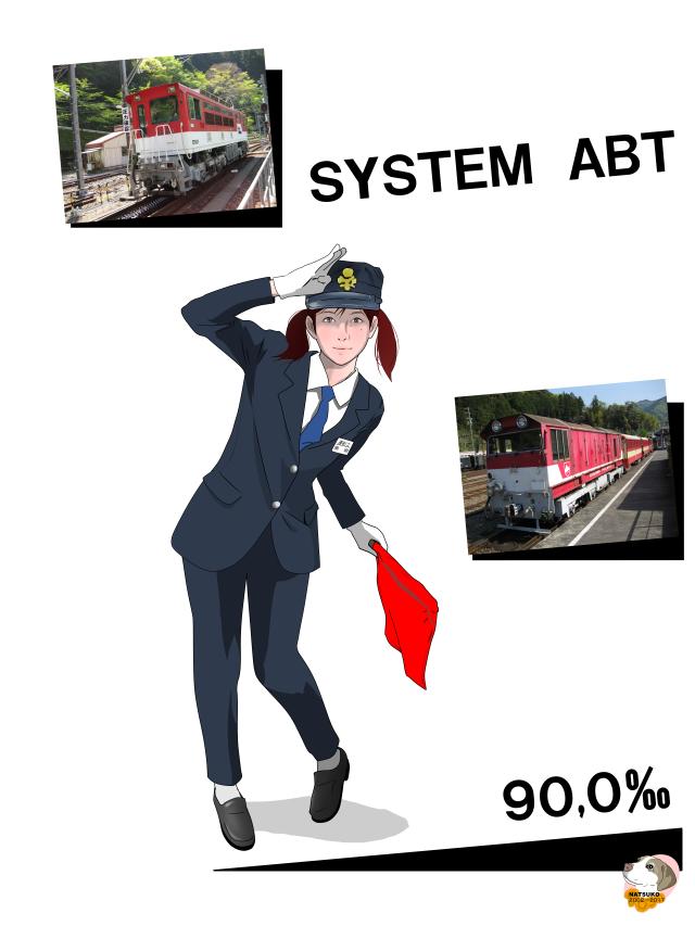 ココだけの魅力ー大井川鐵道、南アルプスあぷとライン