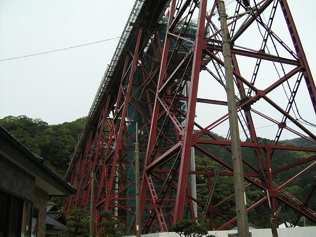 夏子さんと見た景色ー余部鉄橋