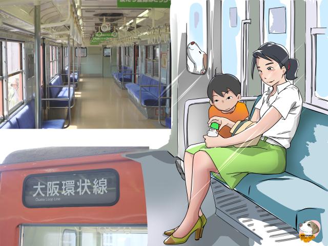 昭和の列車に会いに行こうー103系電車