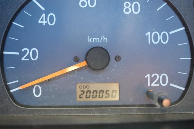 軽自動車で20万キロ乗るためにーその1