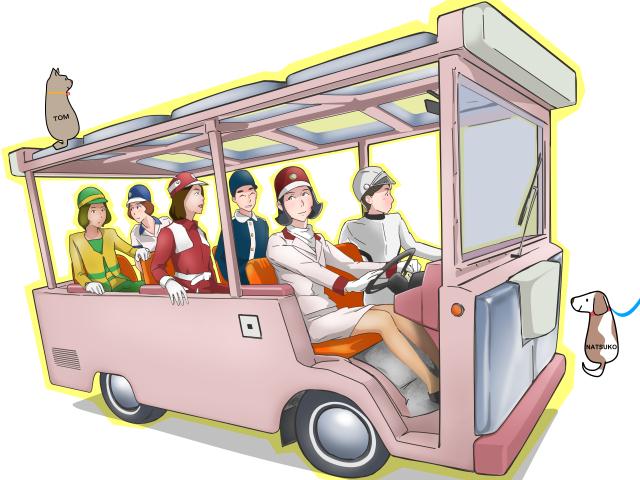 EXPO'70大阪万博Vol.12-電気自動車